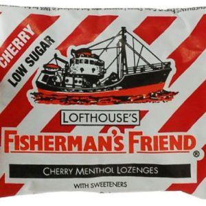FISHERMANS FRIEND SACHET CHERRY