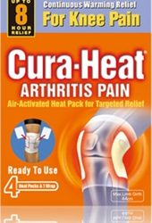 CURA-HEAT ARTHRITIS PAIN KNEE