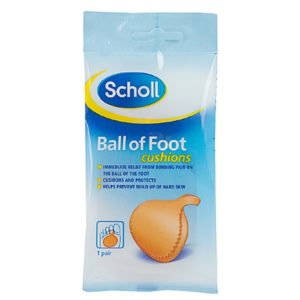 SCHOLL BALL - O - FOOT CUSHION
