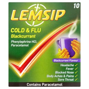 LEMSIP BLACKCURRANT 10'S