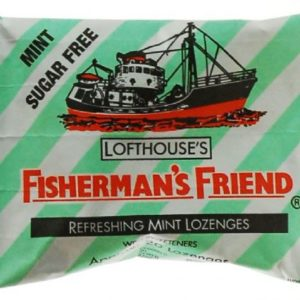 FISHERMANS FRIEND SACHET SUGAR FREE MINT
