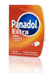PANADOL EXTRA ADVANCE COMPACT 14'S