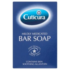 Cuticura Mildly Medicated Bar Soap 100g