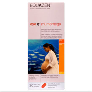 Equazen eye q Mumomega 30 One a Day Capsules 32g