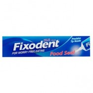 Fixodent® Denture Adhesive Cream Food Seal 40g