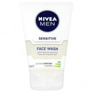 NIVEA MEN® Sensitive Face Wash 100ml