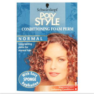 Schwarzkopf Poly Style Conditioning Foam Perm Normal